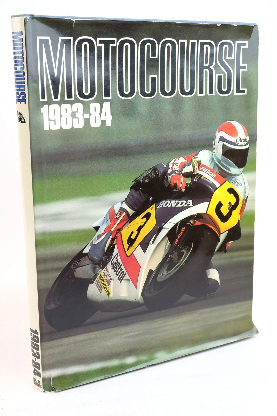 Photo of MOTOCOURSE 1983-84 published by Hazleton Publishing (STOCK CODE: 1321217)  for sale by Stella & Rose's Books