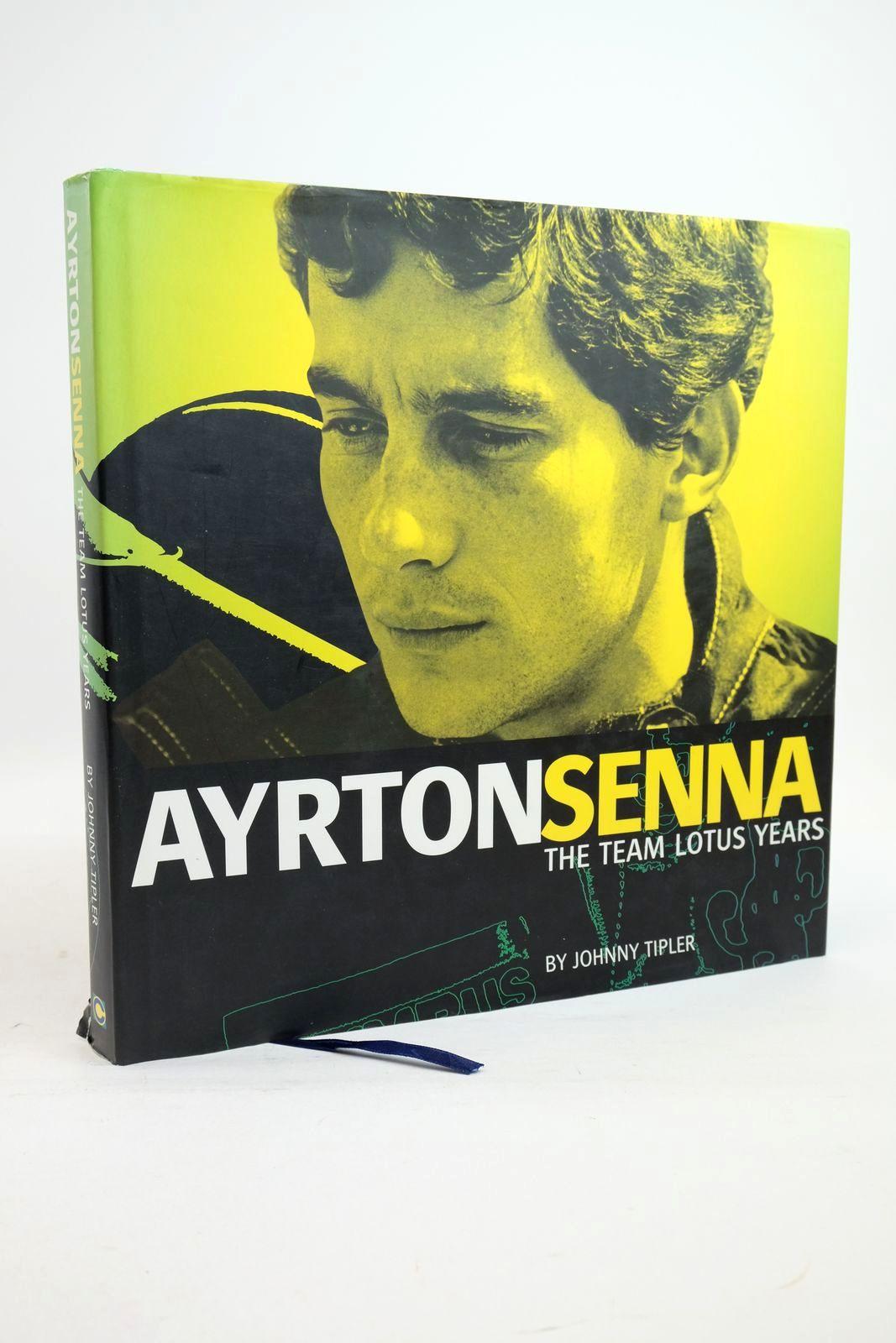 Photo of AYRTON SENNA THE TEAM LOTUS YEARS- Stock Number: 1321221