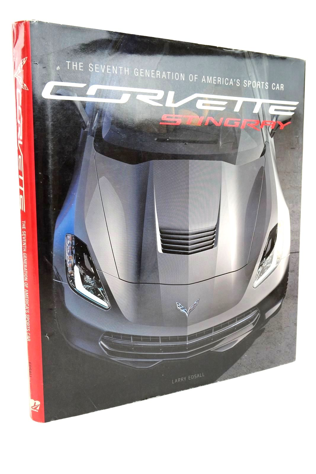 Photo of CORVETTE STINGRAY - THE SEVENTH GENERATION OF AMERICA'S SPORTS CAR written by Edsall, Larry published by Motorbooks (STOCK CODE: 1321226)  for sale by Stella & Rose's Books