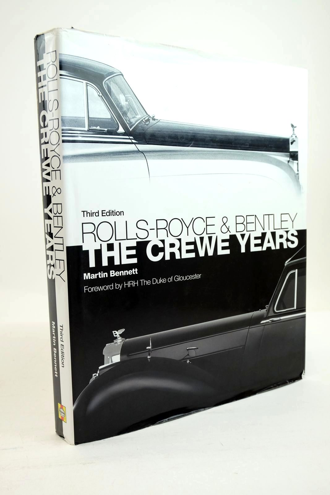 Photo of ROLLS-ROYCE AND BENTLEY: THE CREWE YEARS written by Bennett, Martin published by Haynes Publishing (STOCK CODE: 1321227)  for sale by Stella & Rose's Books