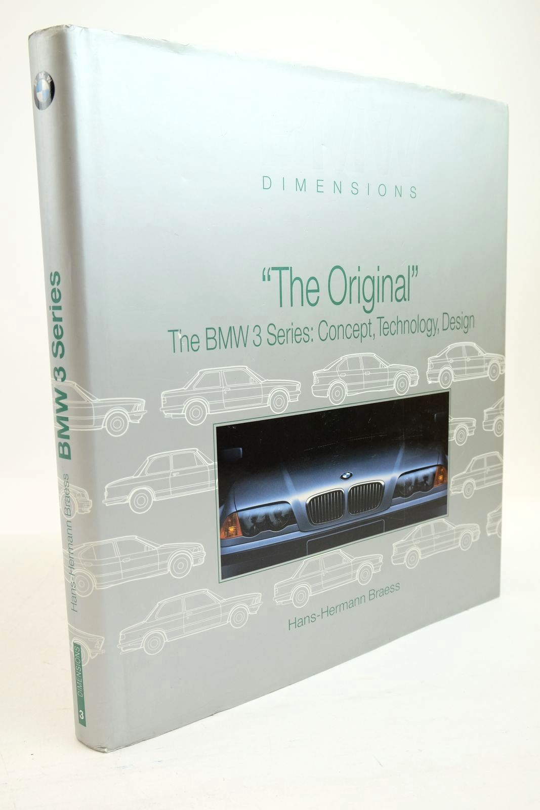 """Photo of """"THE ORIGINAL"""" THE BMW 3 SERIES: CONCEPT, TECHNOLOGY AND DESIGN- Stock Number: 1321228"""