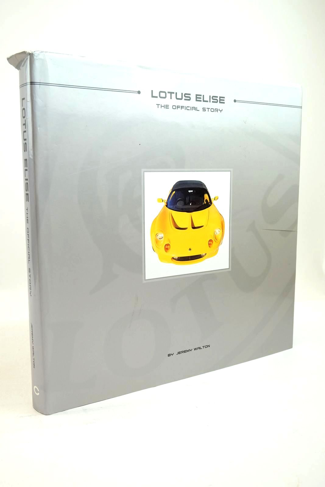Photo of LOTUS ELISE THE OFFICIAL STORY- Stock Number: 1321230