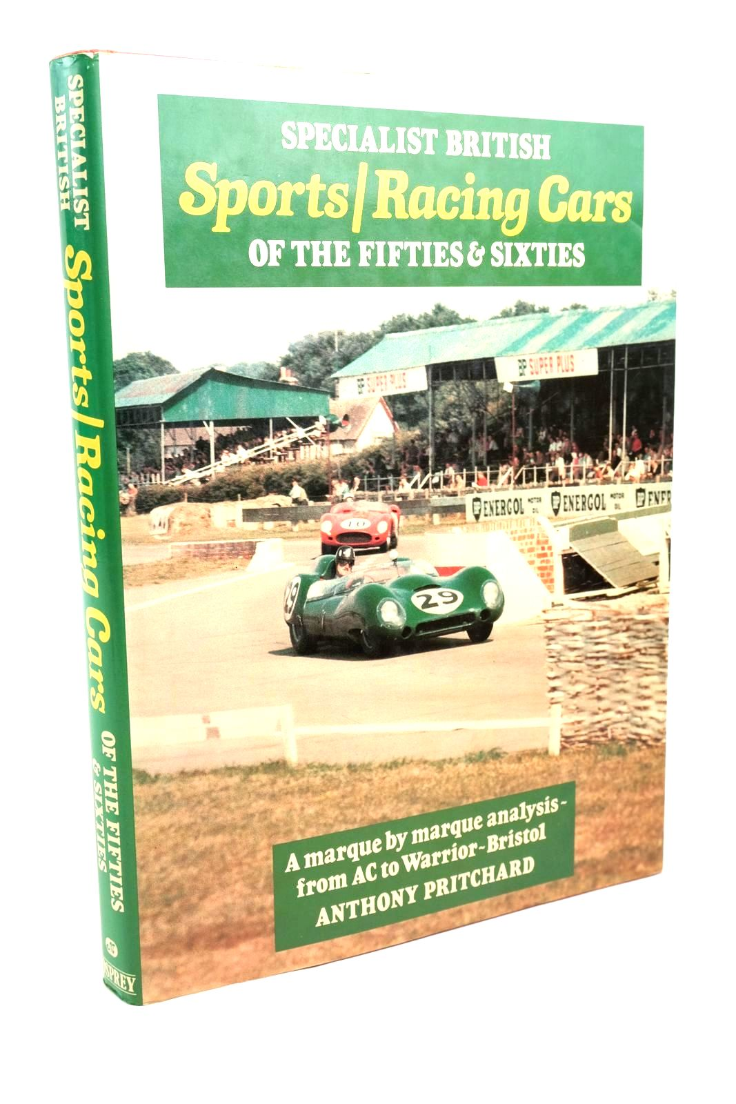 Photo of SPECIALIST BRITISH SPORTS/RACING CARS OF THE FIFTIES & SIXTIES- Stock Number: 1321245