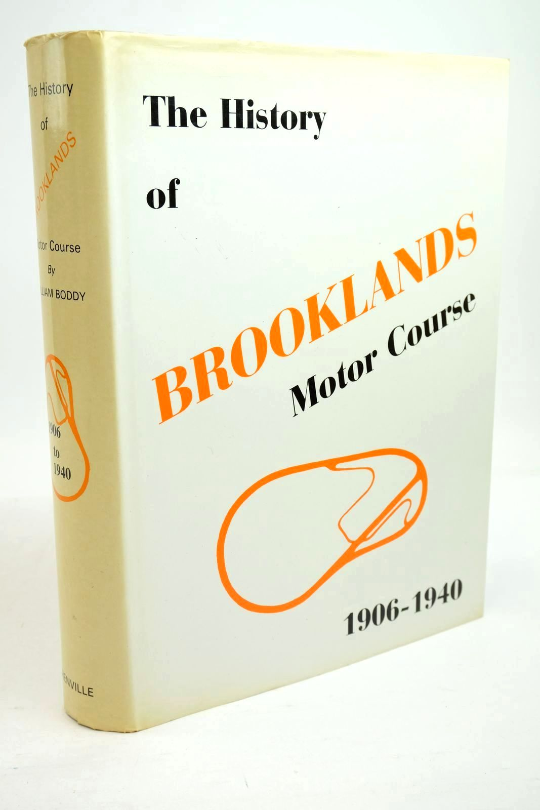 Photo of THE HISTORY OF BROOKLANDS MOTOR COURSE- Stock Number: 1321246