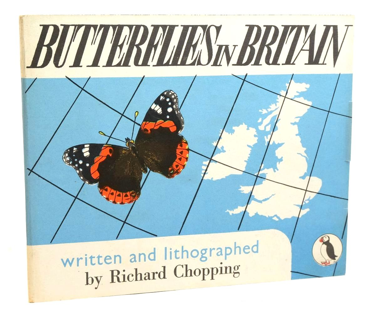 Photo of BUTTERFLIES IN BRITAIN written by Chopping, Richard illustrated by Chopping, Richard published by Penguin (STOCK CODE: 1321264)  for sale by Stella & Rose's Books