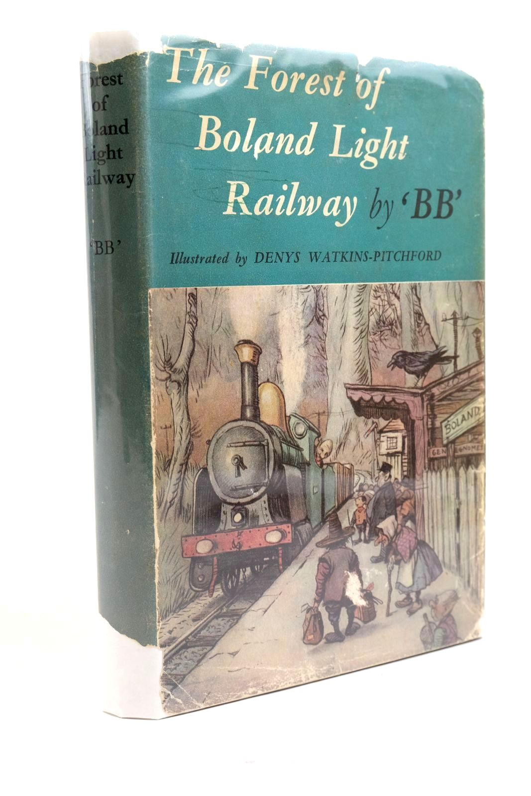Photo of THE FOREST OF BOLAND LIGHT RAILWAY written by BB,  illustrated by BB,  published by Eyre & Spottiswoode (STOCK CODE: 1321265)  for sale by Stella & Rose's Books