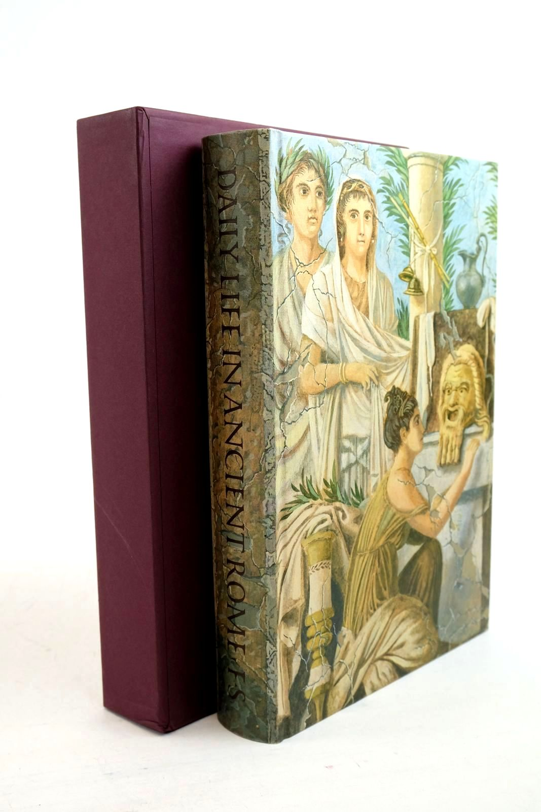 Photo of DAILY LIFE IN ANCIENT ROME written by Carcopino, Jerome Rowell, Henry T. Lorimer, E.O. published by Folio Society (STOCK CODE: 1321295)  for sale by Stella & Rose's Books