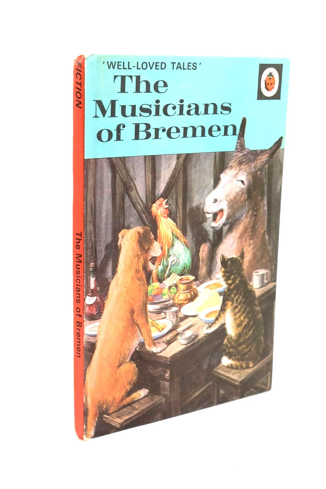 Photo of THE MUSICIANS OF BREMEN written by Southgate, Vera illustrated by Lumley, Robert Berry, John published by Ladybird Books (STOCK CODE: 1321322)  for sale by Stella & Rose's Books
