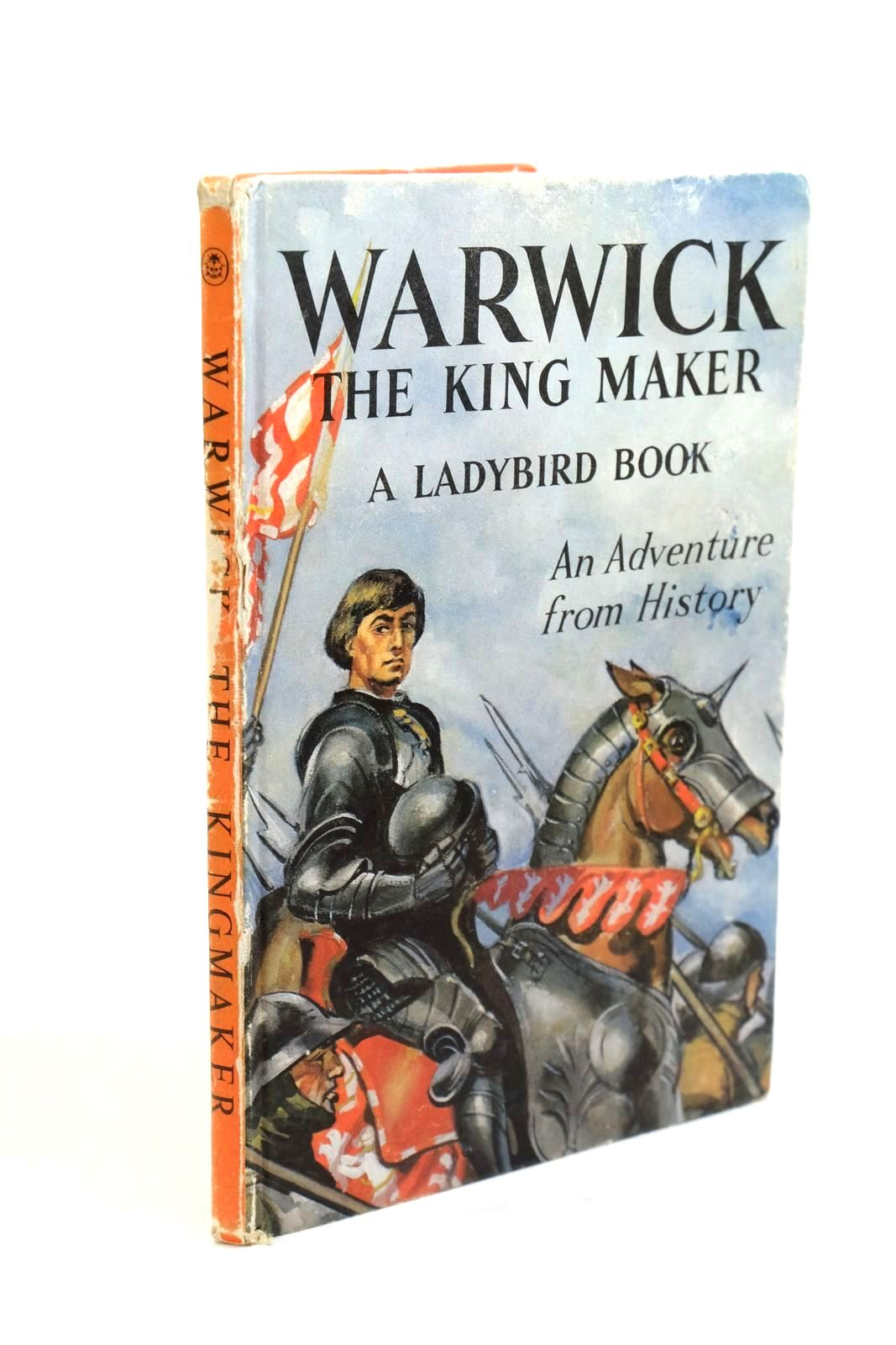 Photo of WARWICK THE KINGMAKER- Stock Number: 1321323