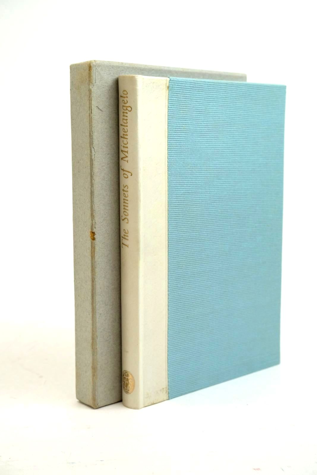 Photo of THE SONNETS OF MICHELANGELO- Stock Number: 1321336
