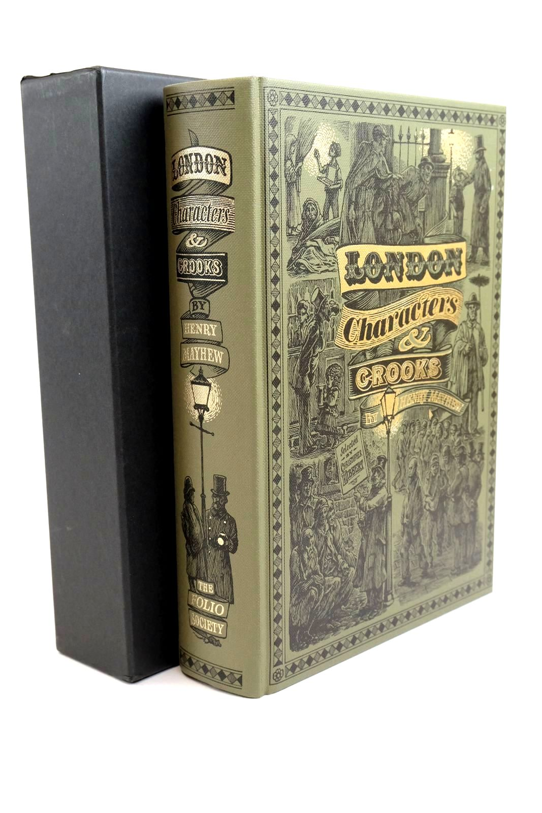 Photo of LONDON CHARACTERS AND CROOKS written by Mayhew, Henry Hibbert, Christopher published by Folio Society (STOCK CODE: 1321340)  for sale by Stella & Rose's Books