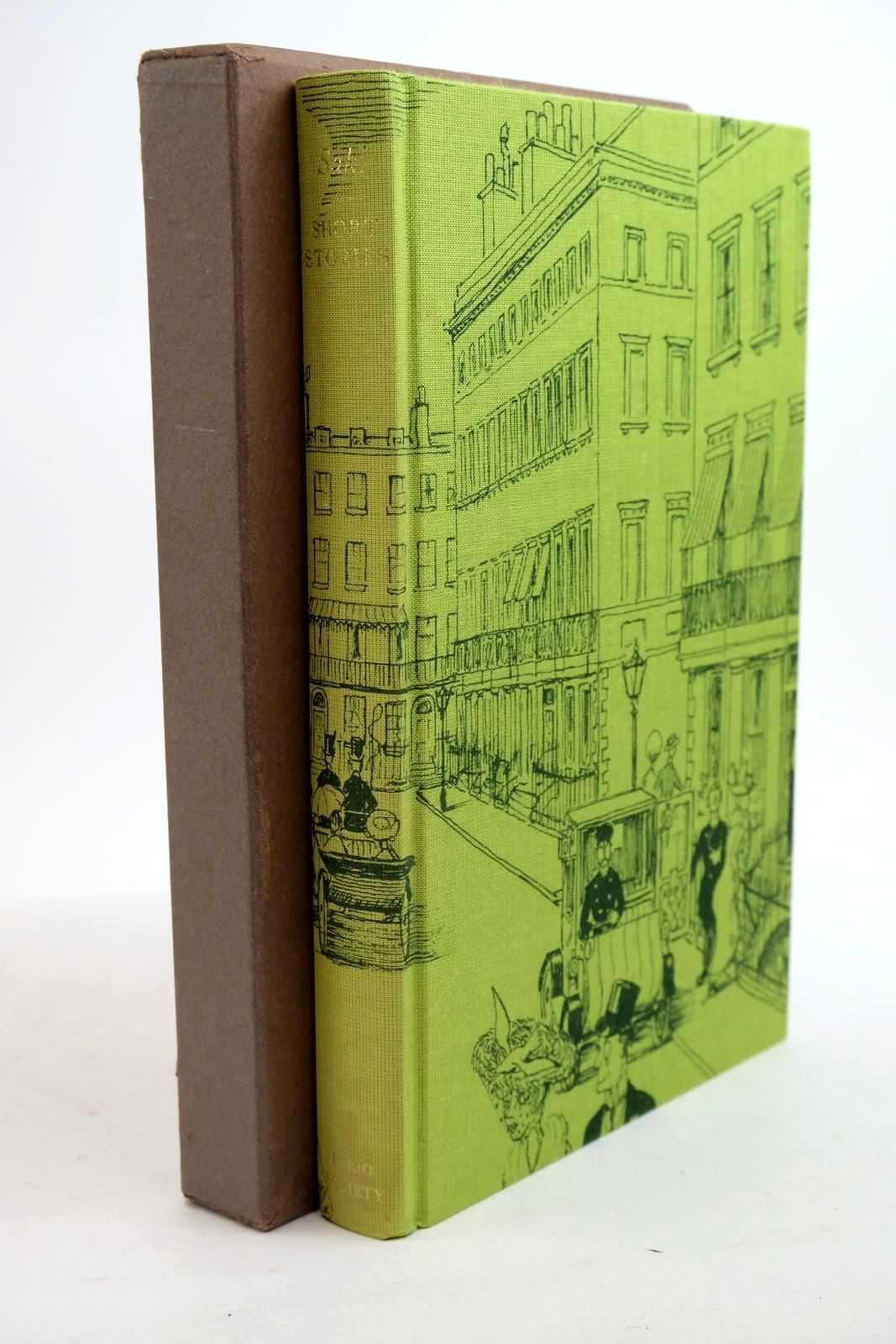 Photo of SHORT STORIES- Stock Number: 1321352