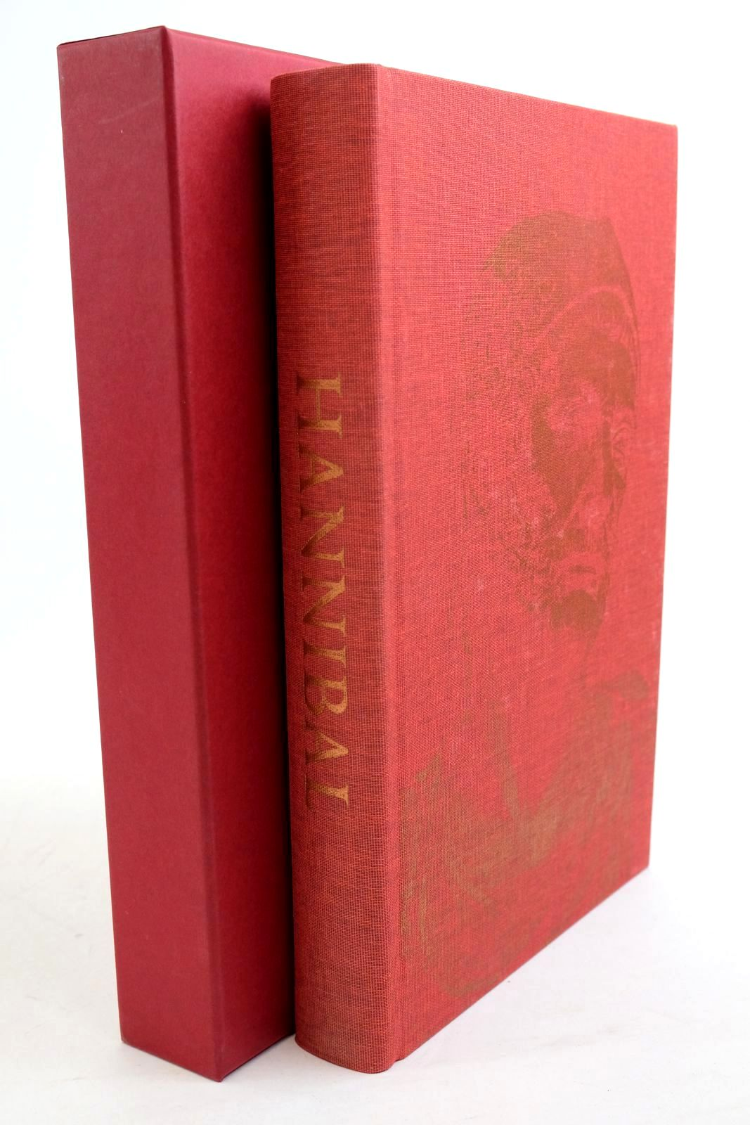 Photo of HANNIBAL written by Bradford, Ernle published by Folio Society (STOCK CODE: 1321355)  for sale by Stella & Rose's Books