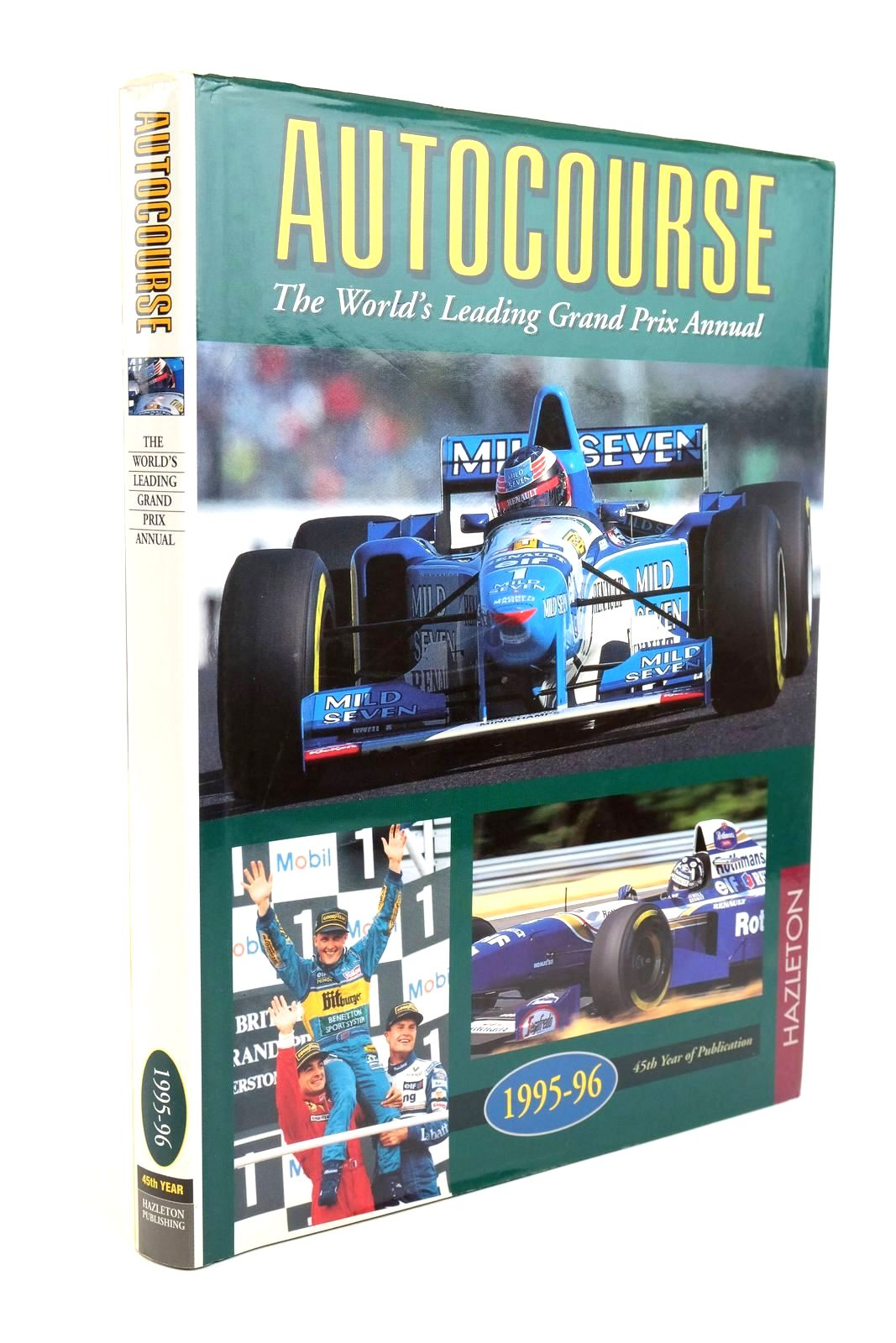 Photo of AUTOCOURSE 1995-1996- Stock Number: 1321364