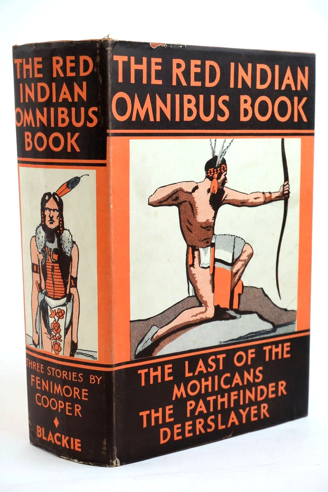 Photo of THE RED INDIAN OMNIBUS BOOK- Stock Number: 1321414