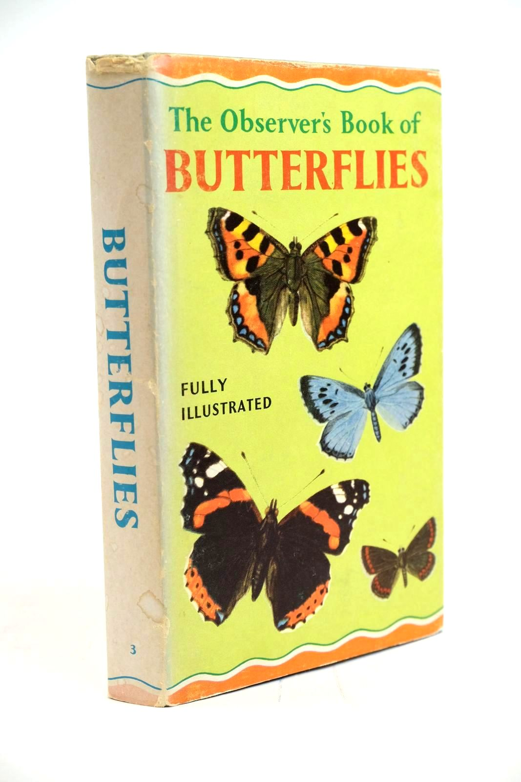 Photo of THE OBSERVER'S BOOK OF BUTTERFLIES- Stock Number: 1321420