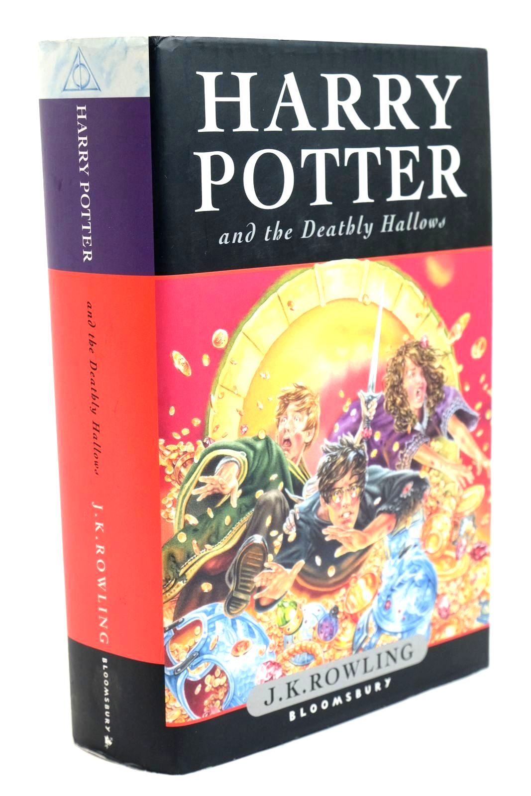 Photo of HARRY POTTER AND THE DEATHLY HALLOWS written by Rowling, J.K. published by Bloomsbury (STOCK CODE: 1321428)  for sale by Stella & Rose's Books