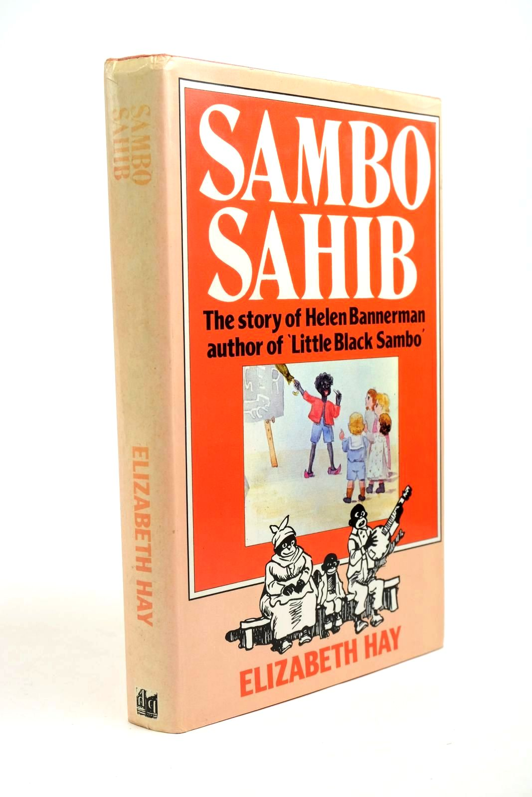 Photo of SAMBO SAHIB written by Hay, Elizabeth published by Paul Harris Publishing (STOCK CODE: 1321445)  for sale by Stella & Rose's Books