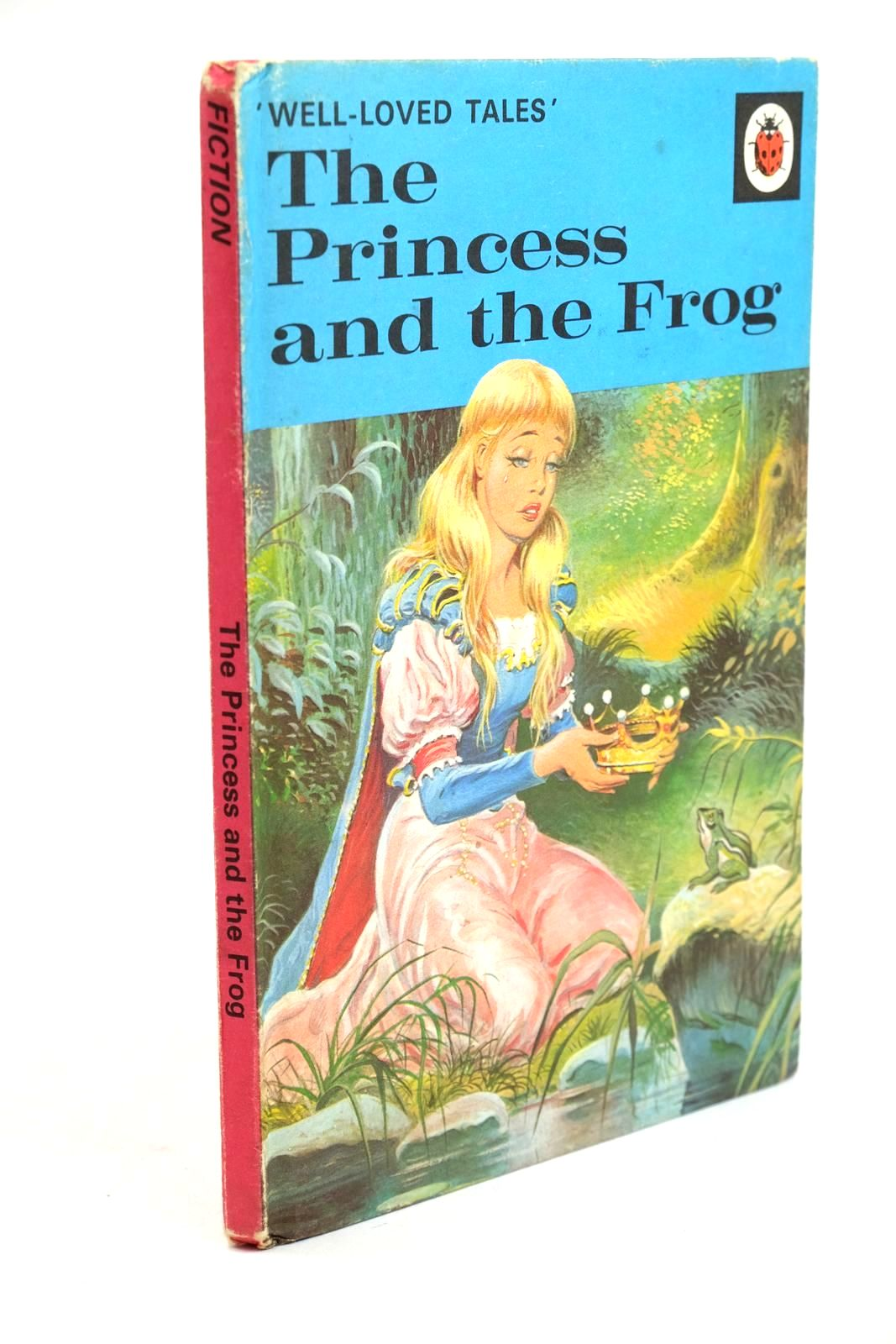 Photo of THE PRINCESS AND THE FROG- Stock Number: 1321451