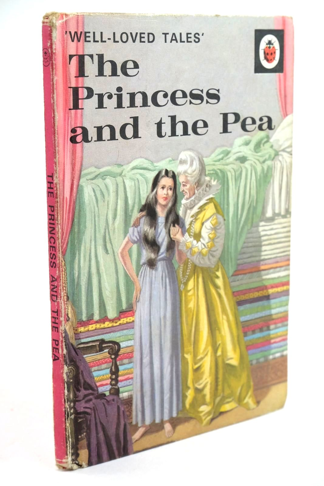 Photo of THE PRINCESS AND THE PEA- Stock Number: 1321452