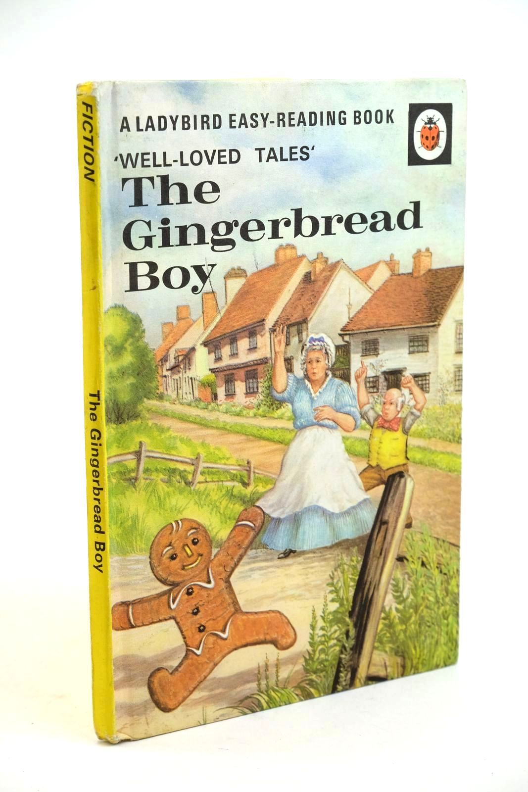 Photo of THE GINGERBREAD BOY- Stock Number: 1321456