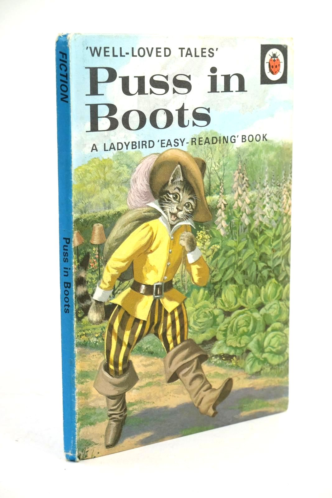 Photo of PUSS IN BOOTS- Stock Number: 1321457