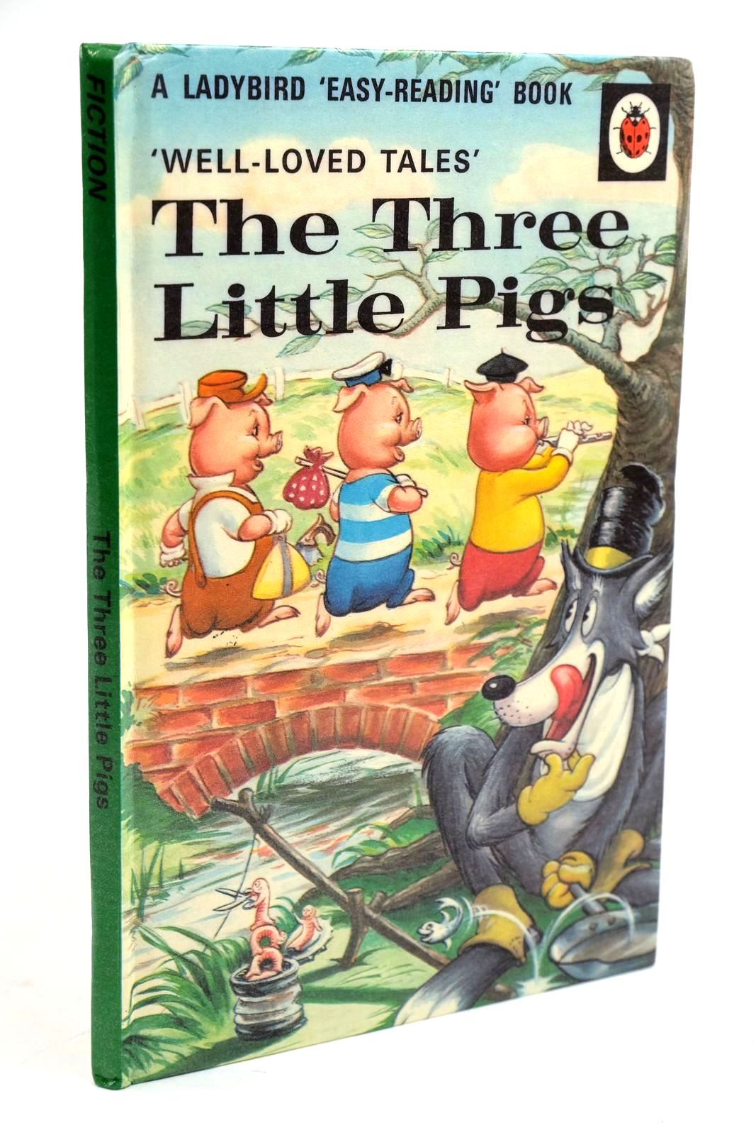 Photo of THE THREE LITTLE PIGS- Stock Number: 1321459