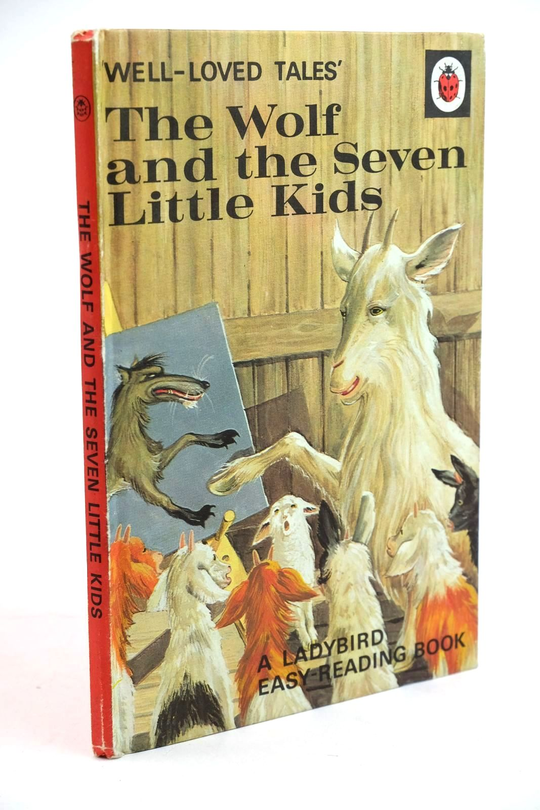 Photo of THE WOLF AND THE SEVEN LITTLE KIDS- Stock Number: 1321464