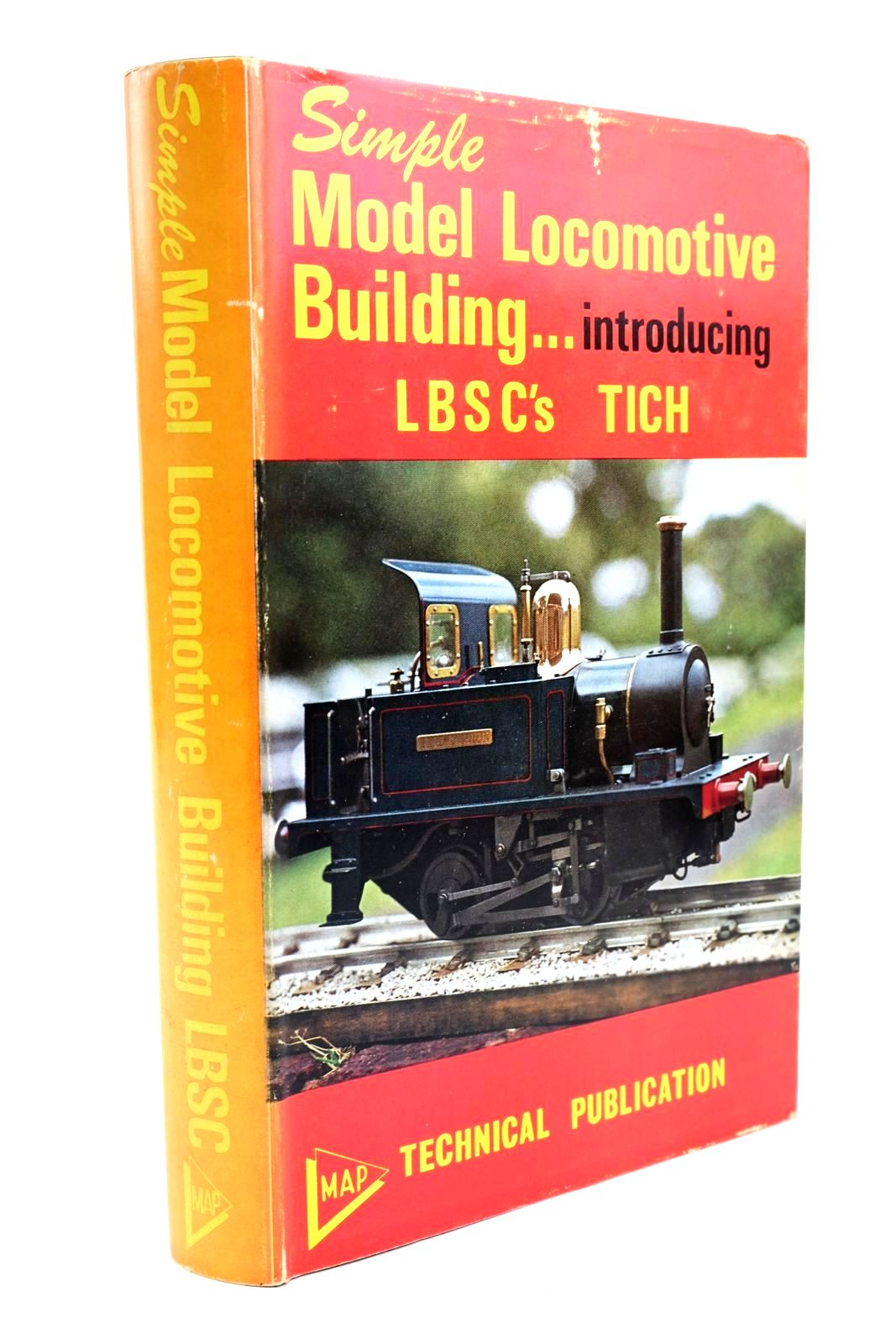 Photo of SIMPLE MODEL LOCOMOTIVE BUILDING- Stock Number: 1321478