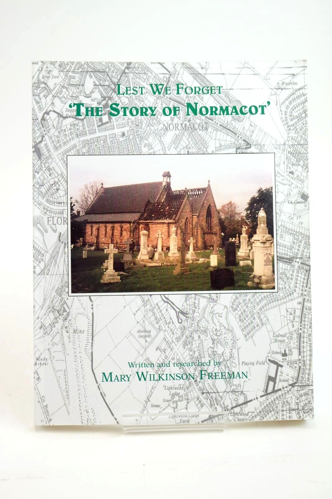 Photo of LEST WE FORGET - THE STORY OF NORMACOT- Stock Number: 1321482