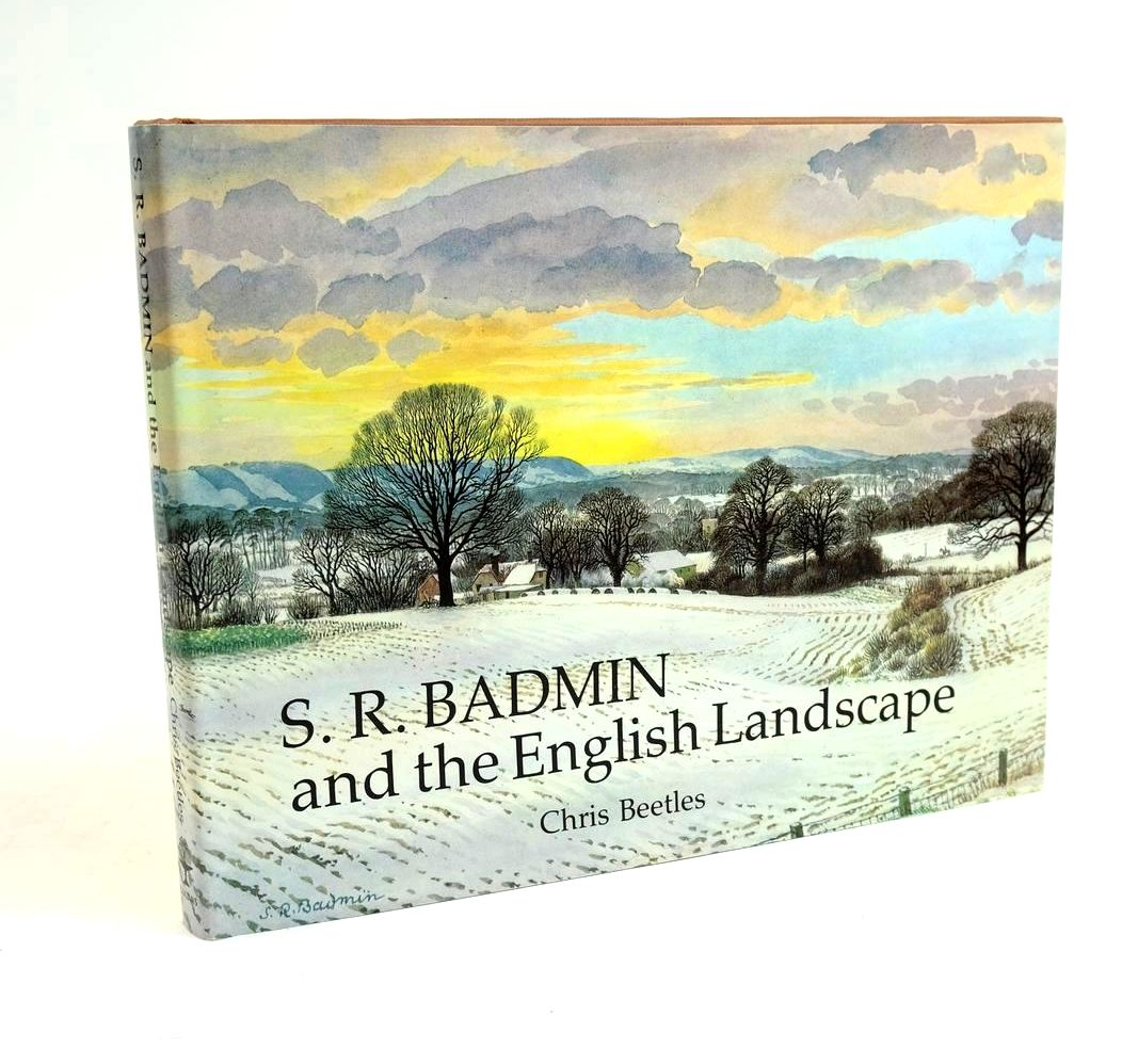 Photo of S.R. BADMIN AND THE ENGLISH LANDSCAPE written by Beetles, Chris illustrated by Badmin, S.R. published by Collins (STOCK CODE: 1321485)  for sale by Stella & Rose's Books