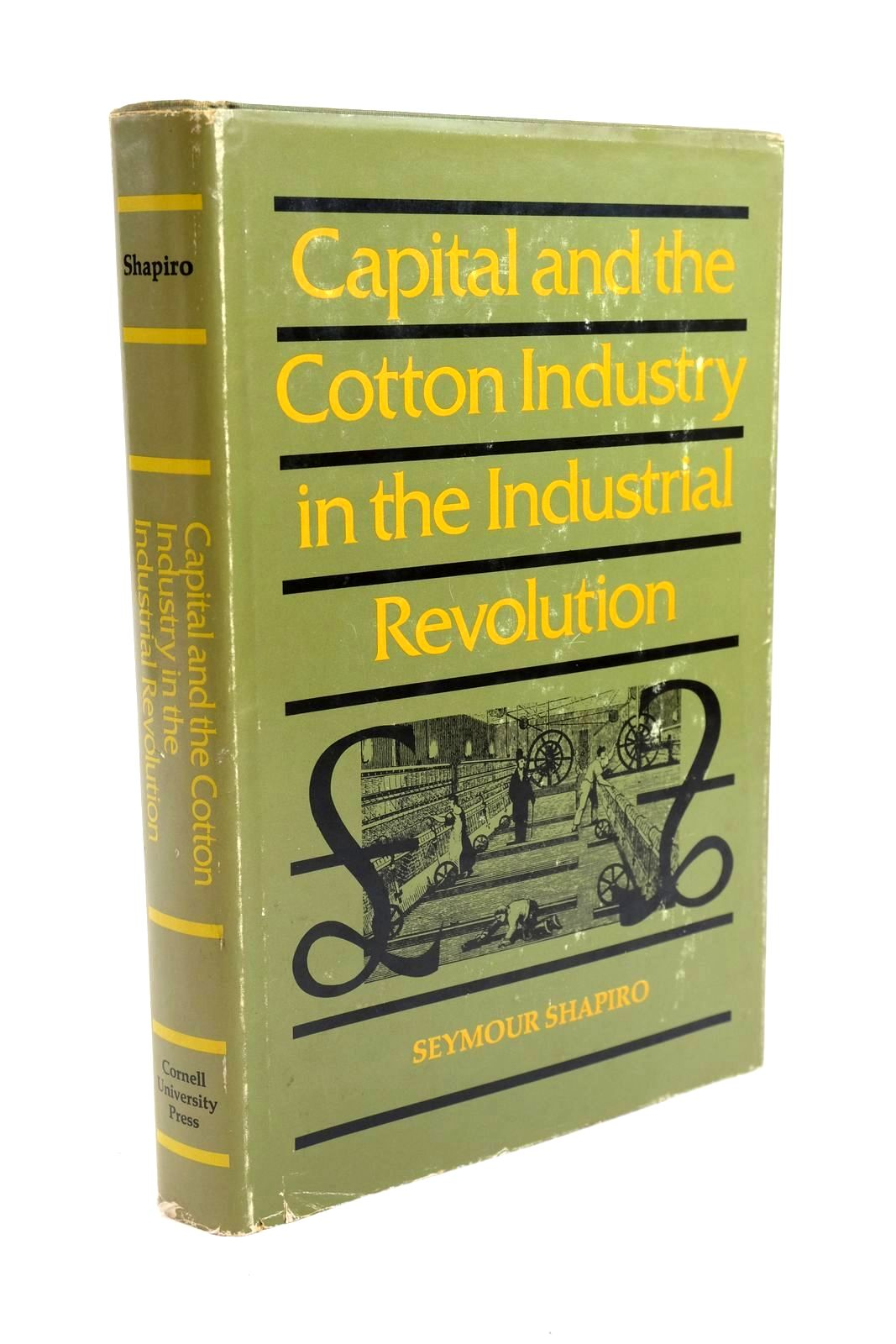 Photo of CAPITAL AND THE COTTON INDUSTRY IN THE INDUSTRIAL REVOLUTION- Stock Number: 1321497