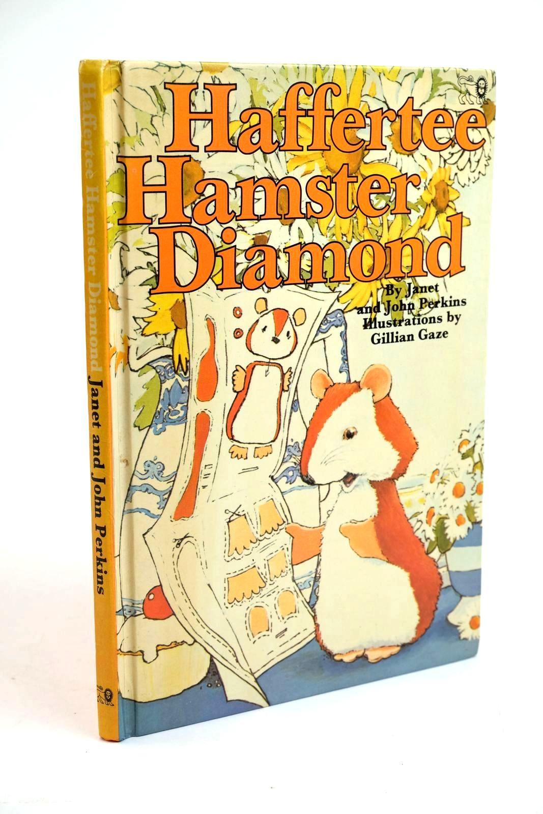 Photo of HAFFERTEE HAMSTER DIAMOND- Stock Number: 1321509