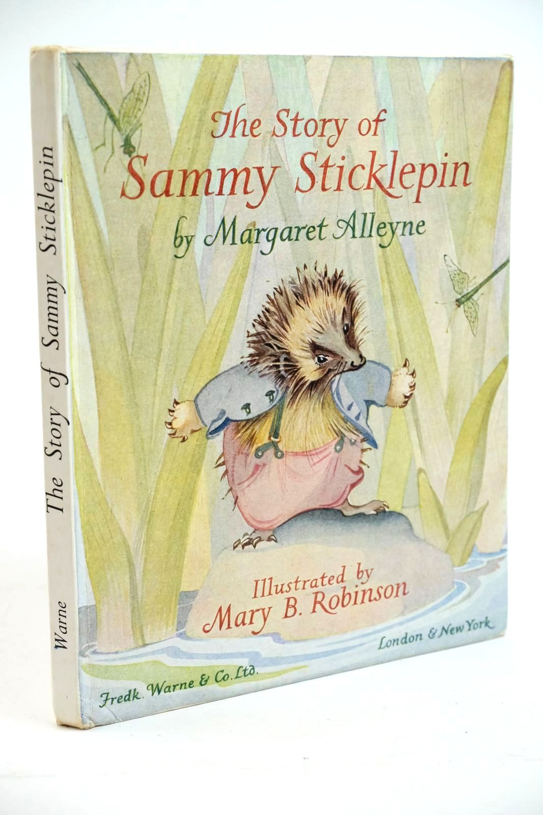 Photo of THE STORY OF SAMMY STICKLEPIN- Stock Number: 1321527