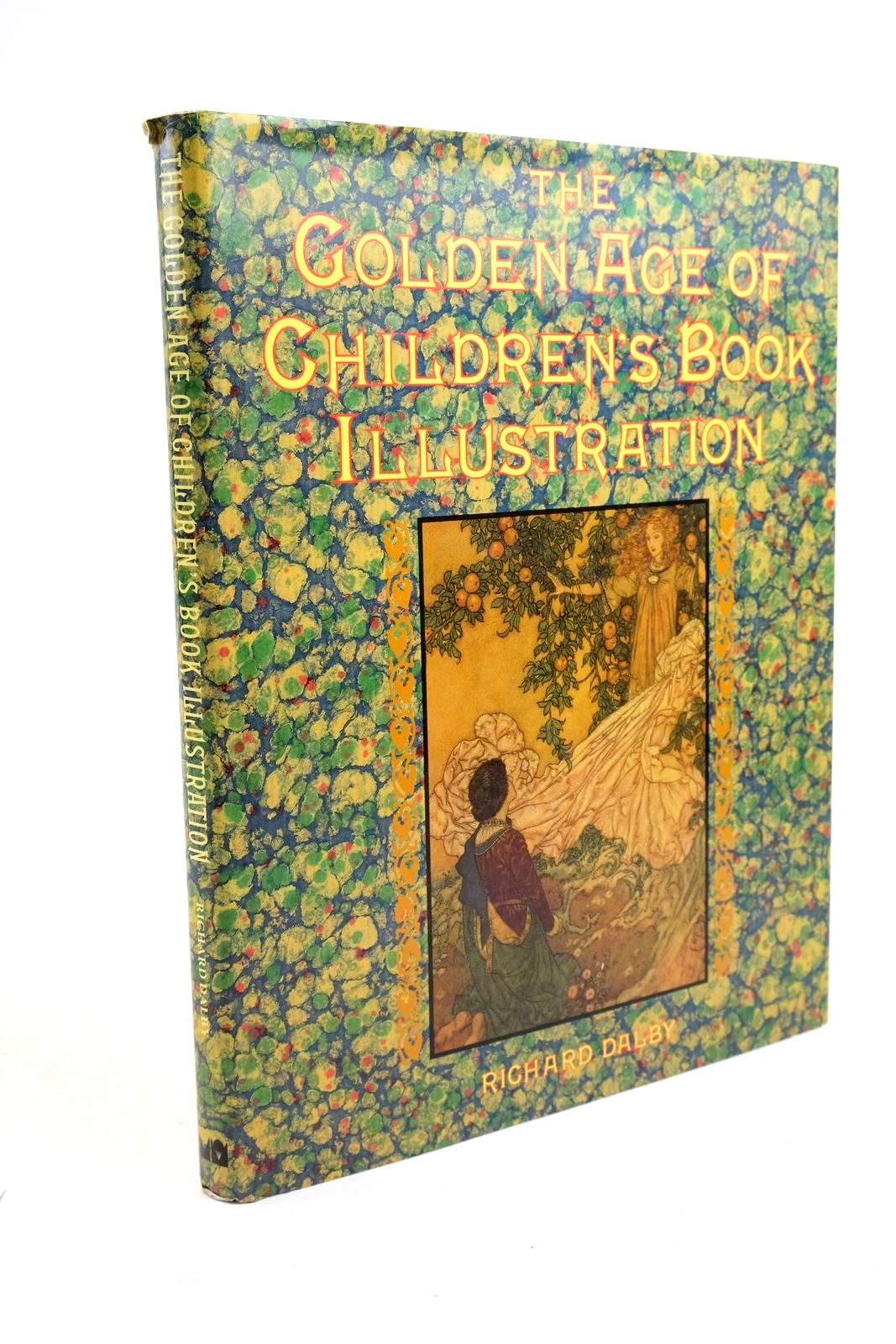 Photo of THE GOLDEN AGE OF CHILDREN'S BOOK ILLUSTRATION written by Dalby, Richard illustrated by Smith, Jessie Willcox Nielsen, Kay Dulac, Edmund Sowerby, Millicent Rackham, Arthur published by Michael O'Mara Books Limited (STOCK CODE: 1321533)  for sale by Stella & Rose's Books
