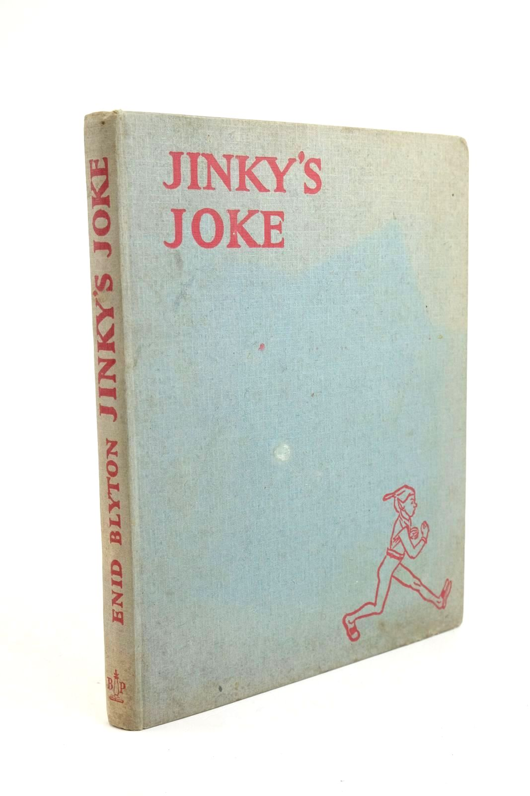 Photo of JINKY'S JOKE AND OTHER STORIES- Stock Number: 1321535