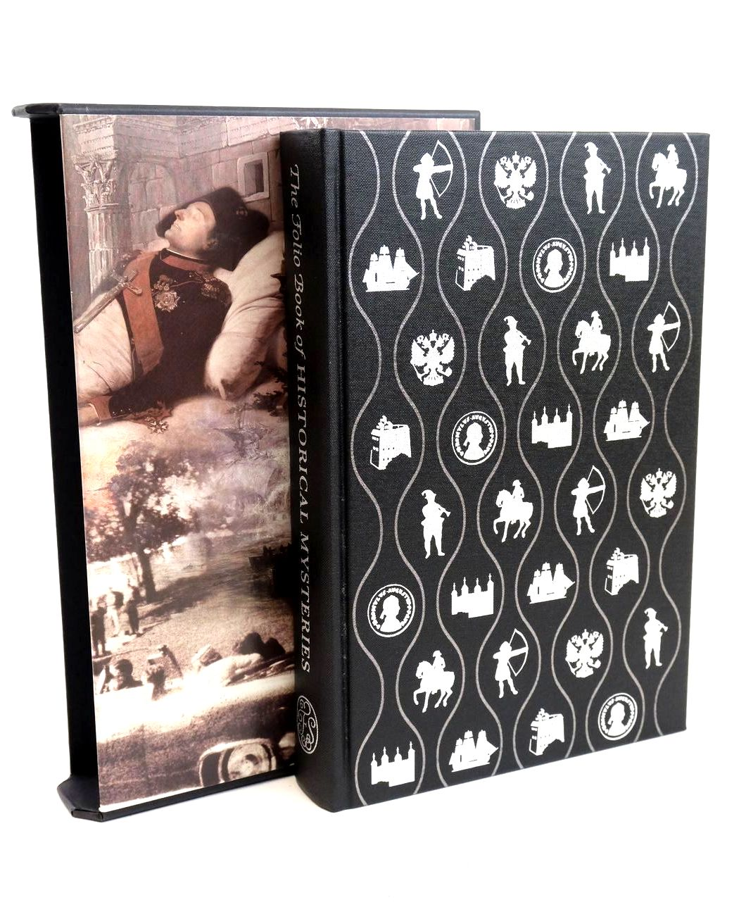 Photo of THE FOLIO BOOK OF HISTORICAL MYSTERIES written by Pindar, Ian published by Folio Society (STOCK CODE: 1321540)  for sale by Stella & Rose's Books