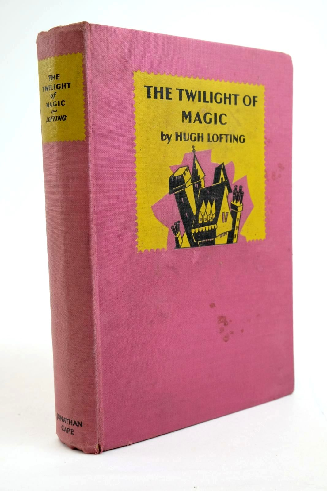Photo of THE TWILIGHT OF MAGIC- Stock Number: 1321562