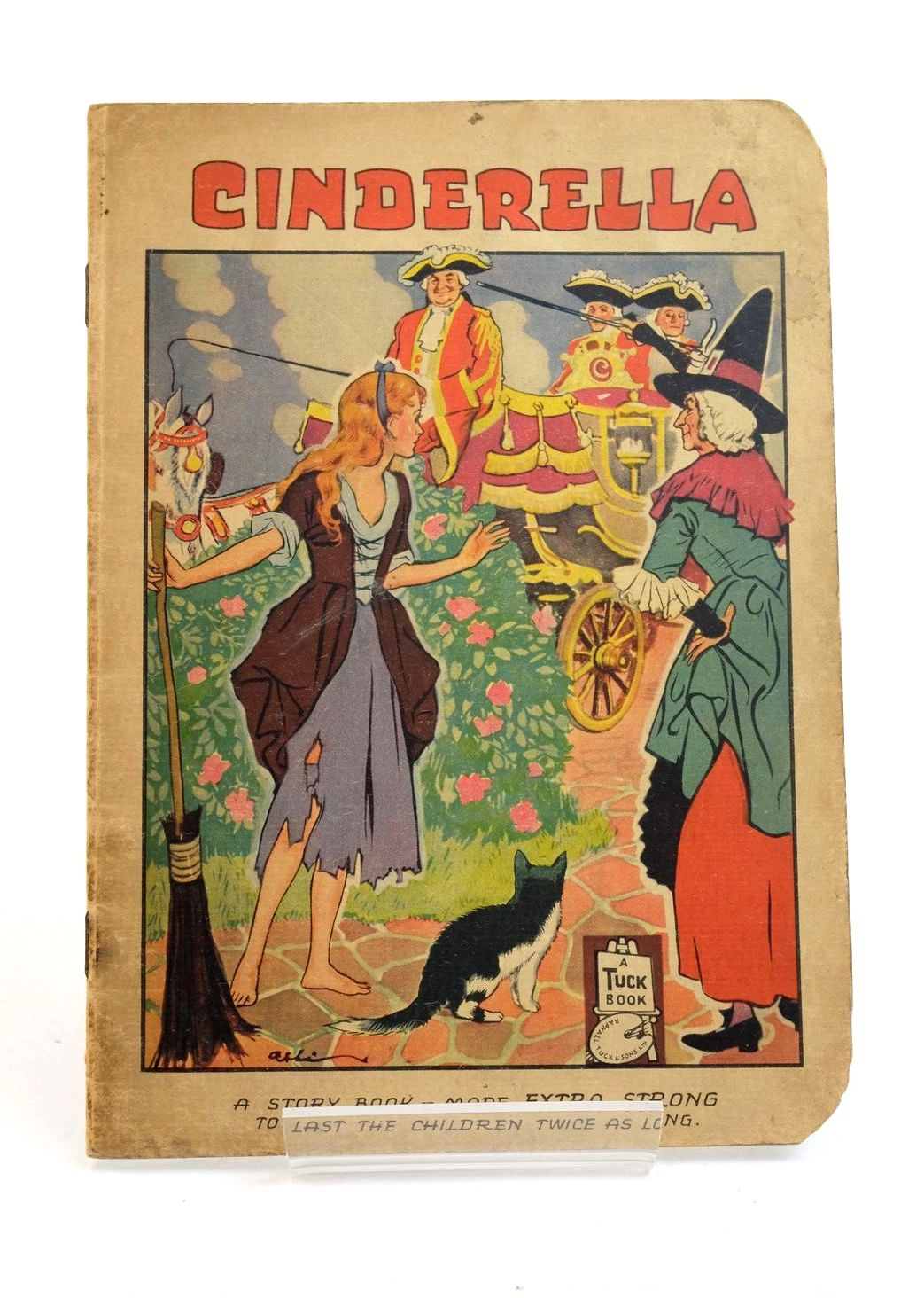 Photo of CINDERELLA published by Raphael Tuck & Sons Ltd. (STOCK CODE: 1321564)  for sale by Stella & Rose's Books