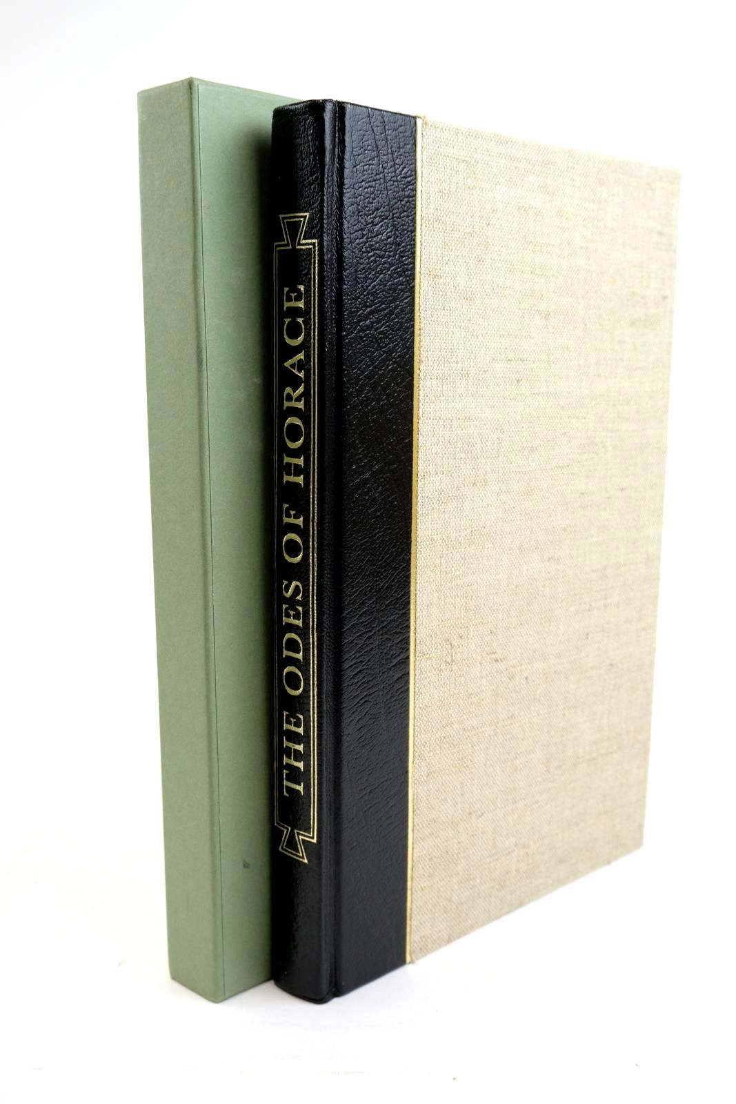 Photo of THE ODES OF HORACE- Stock Number: 1321585