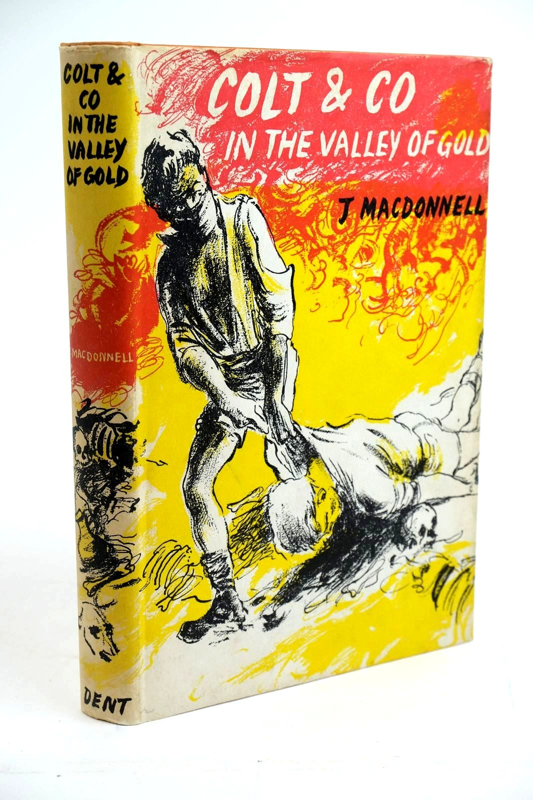 Photo of COLT & CO. IN THE VALLEY OF GOLD- Stock Number: 1321595