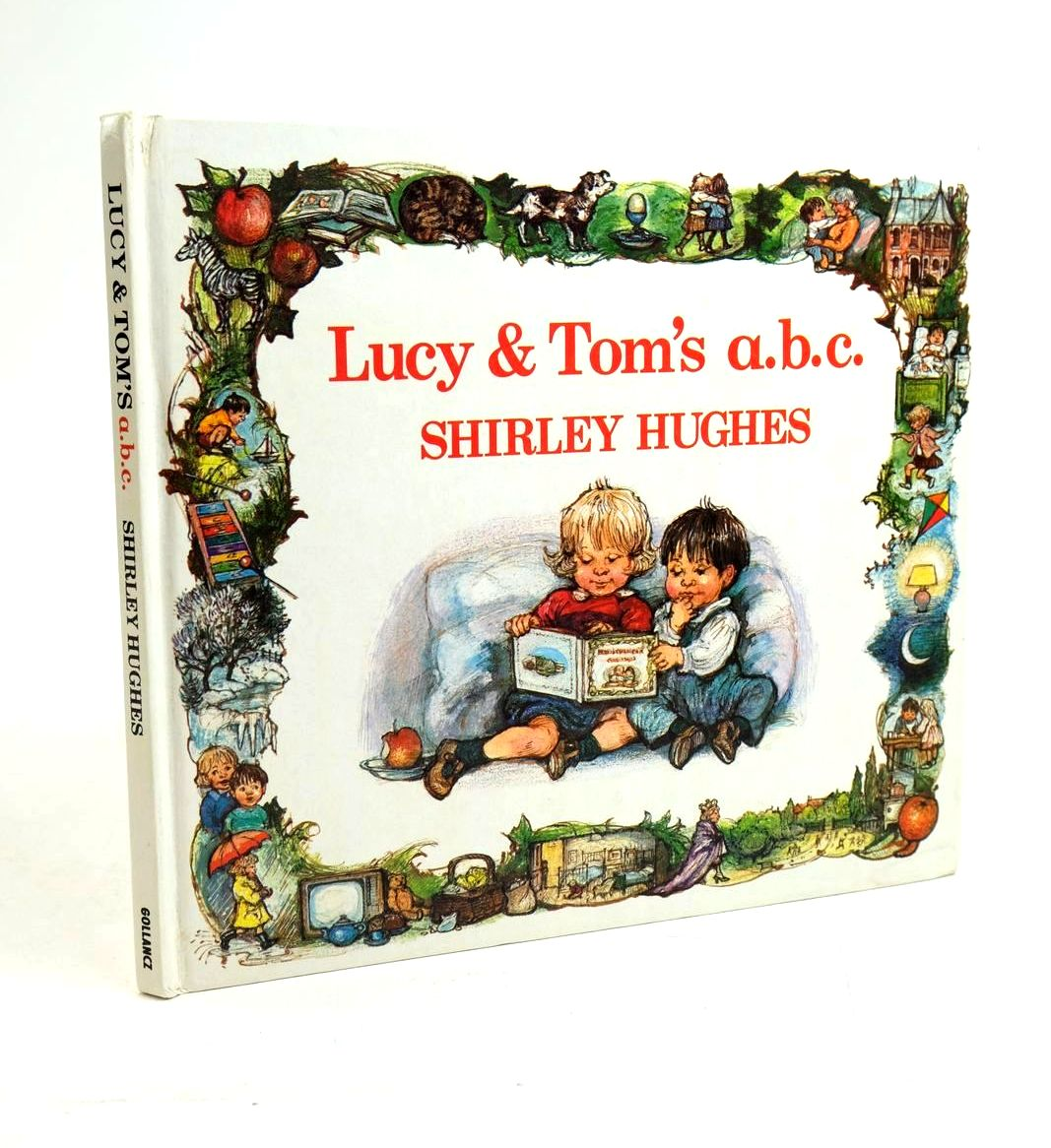 Photo of LUCY & TOM'S A.B.C. written by Hughes, Shirley illustrated by Hughes, Shirley published by Victor Gollancz Ltd. (STOCK CODE: 1321614)  for sale by Stella & Rose's Books
