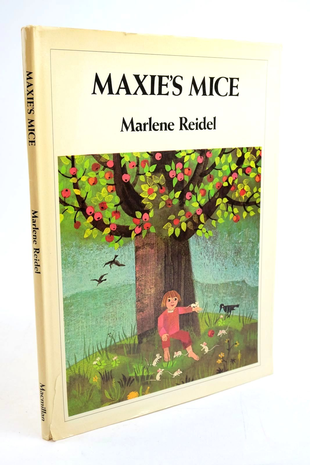 Photo of MAXIE'S MICE written by Reidel, Marlene illustrated by Reidel, Marlene published by MacMillan (STOCK CODE: 1321615)  for sale by Stella & Rose's Books