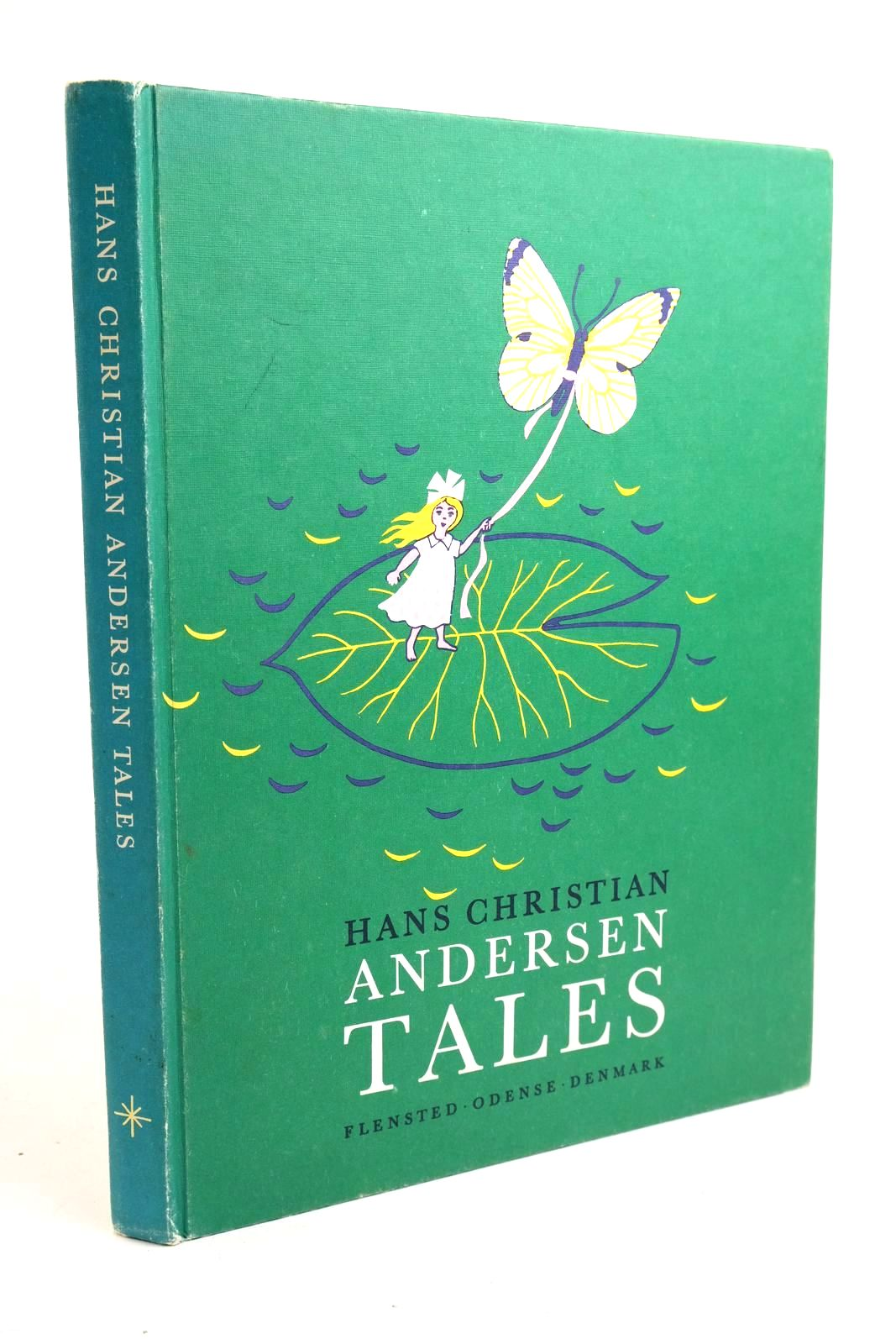 Photo of HANS CHRISTIAN ANDERSEN TALES written by Andersen, Hans Christian illustrated by Hjortlund, Gustav published by Flensted (STOCK CODE: 1321623)  for sale by Stella & Rose's Books