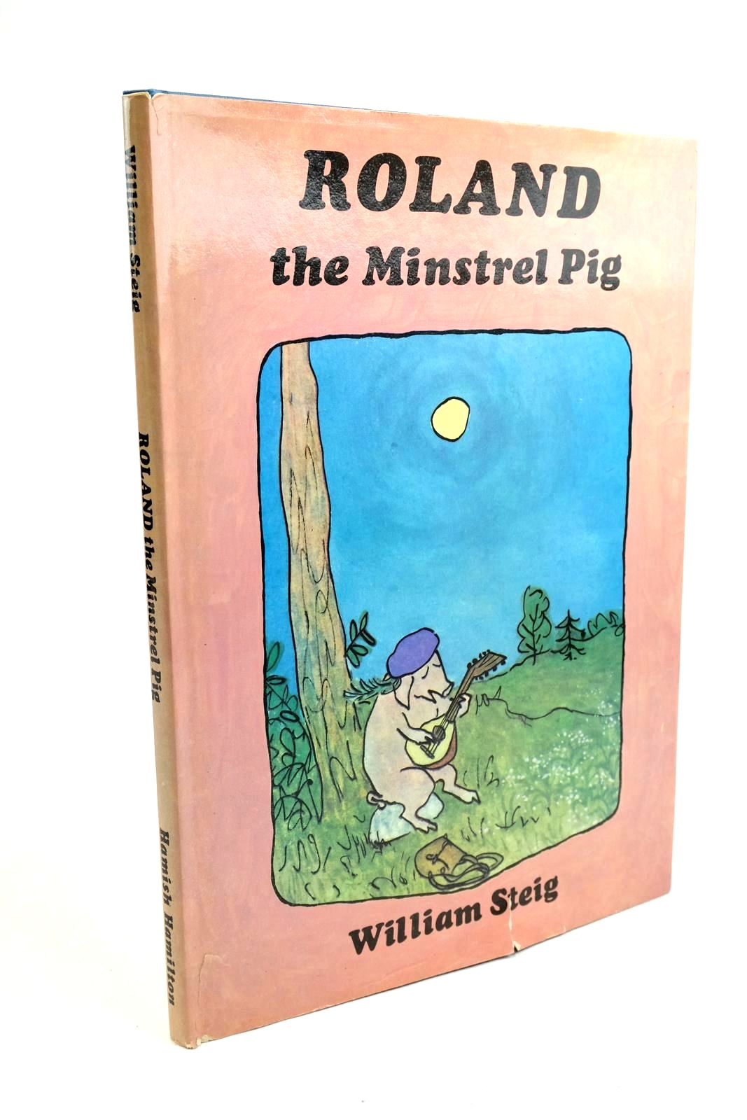 Photo of ROLAND THE MINSTREL PIG- Stock Number: 1321630