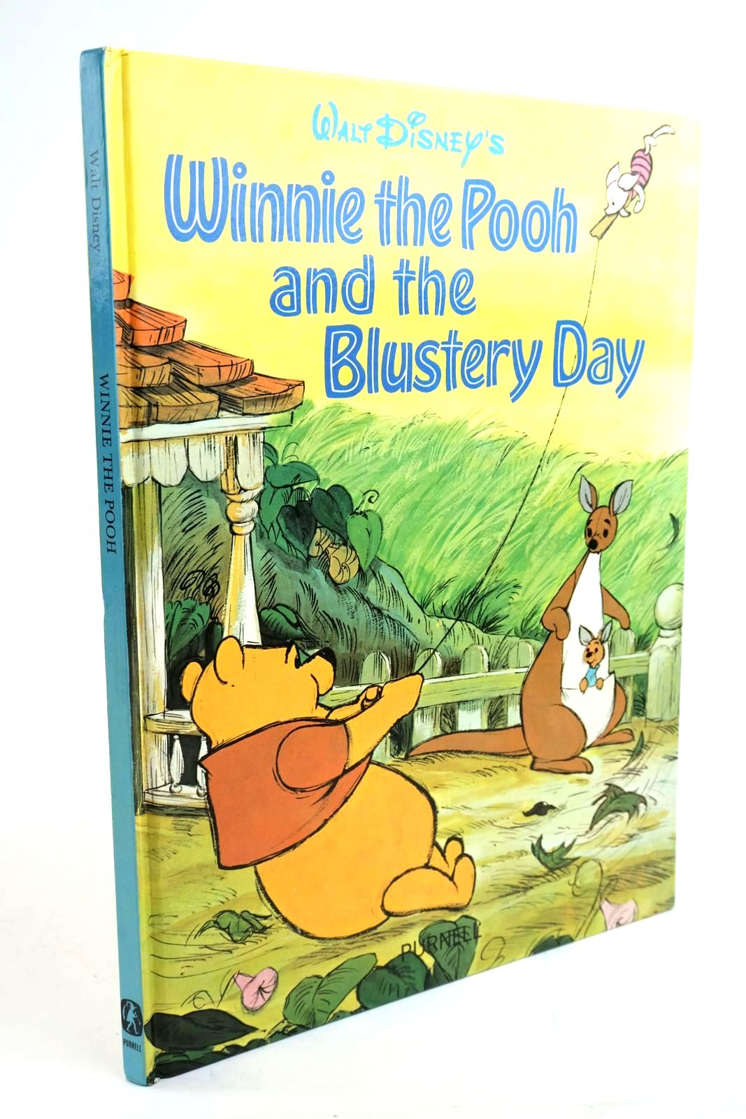 Photo of WINNIE THE POOH AND THE BLUSTERY DAY- Stock Number: 1321631