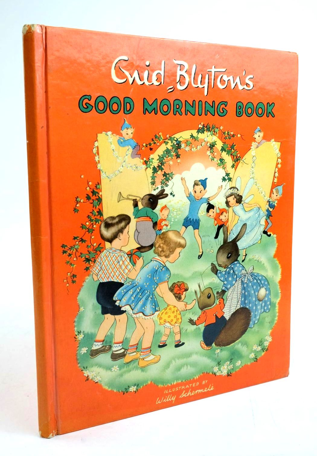 Photo of ENID BLYTON'S GOOD MORNING BOOK- Stock Number: 1321634