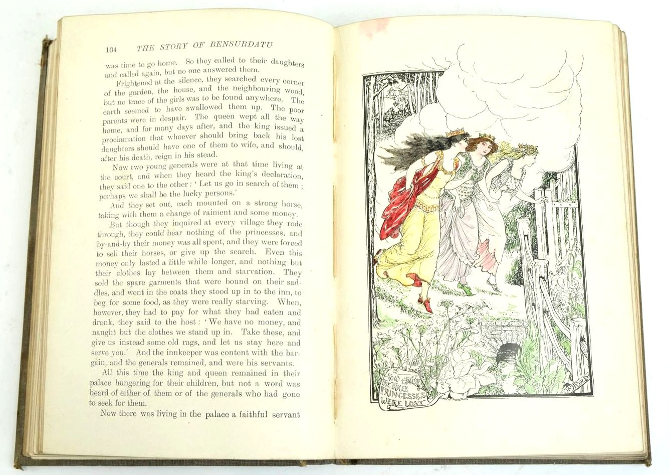 Photo of THE GREY FAIRY BOOK written by Lang, Andrew illustrated by Ford, H.J. published by Longmans, Green & Co. (STOCK CODE: 1321635)  for sale by Stella & Rose's Books