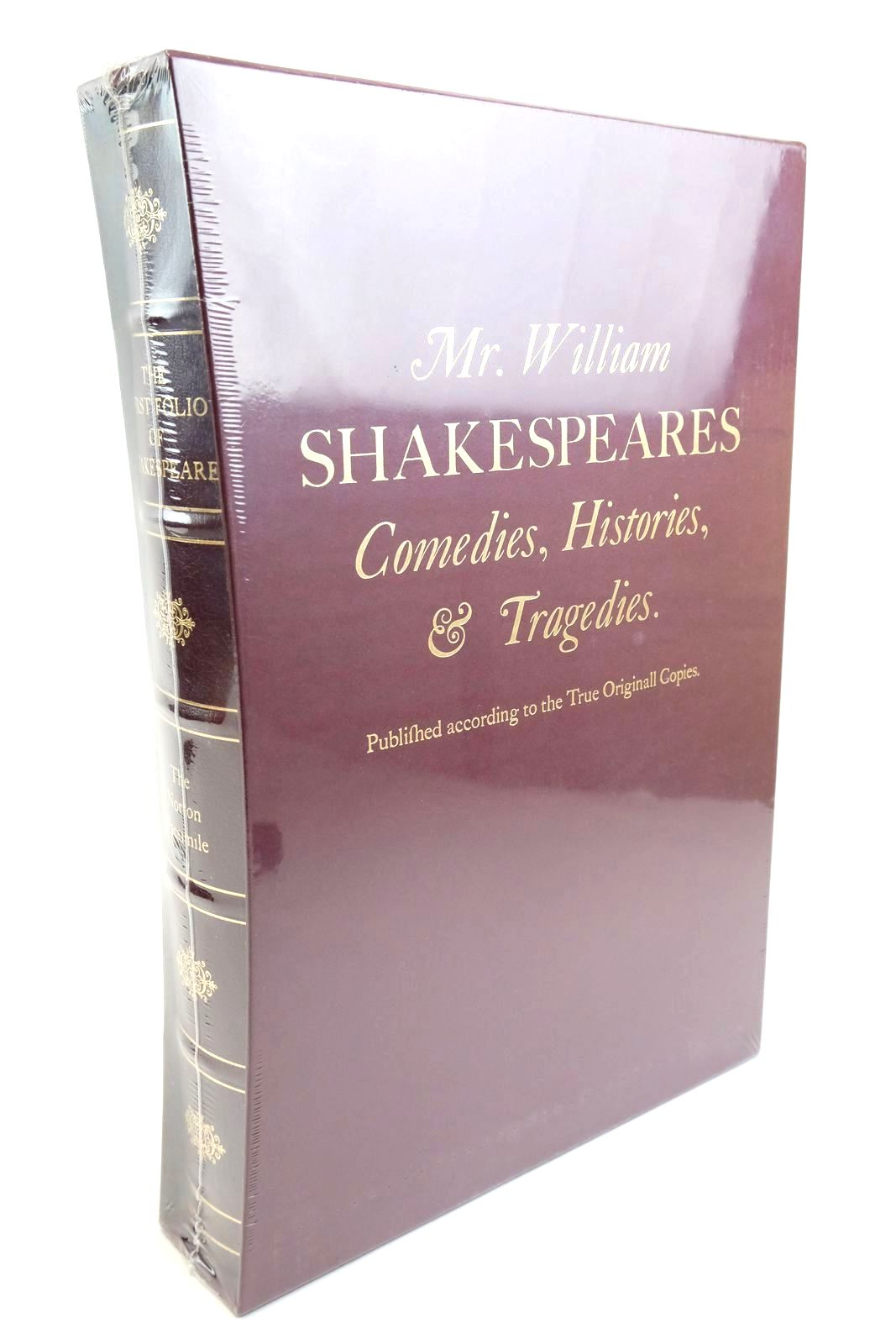 Photo of THE FIRST FOLIO OF SHAKESPEARE- Stock Number: 1321646