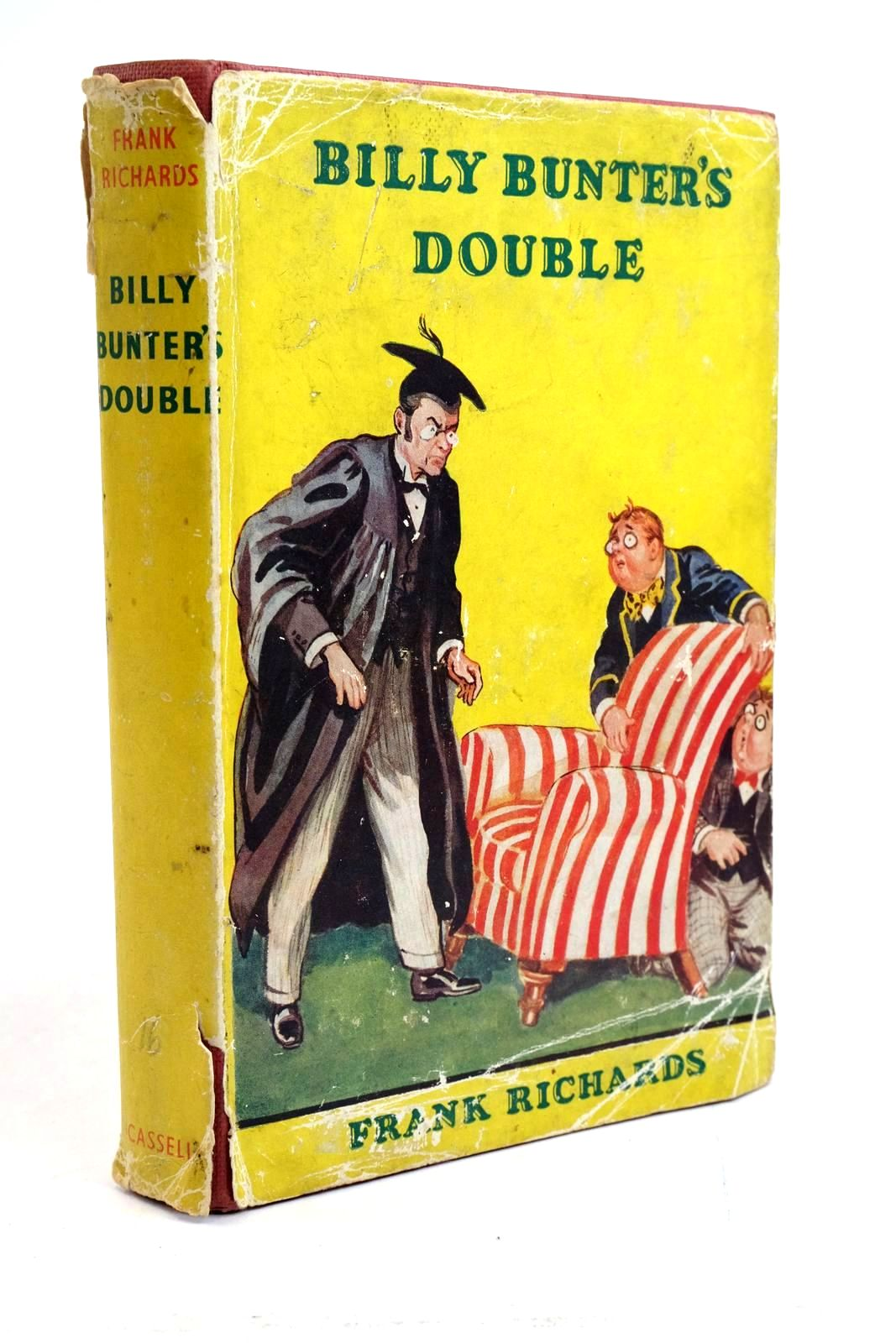 Photo of BILLY BUNTER'S DOUBLE- Stock Number: 1321649